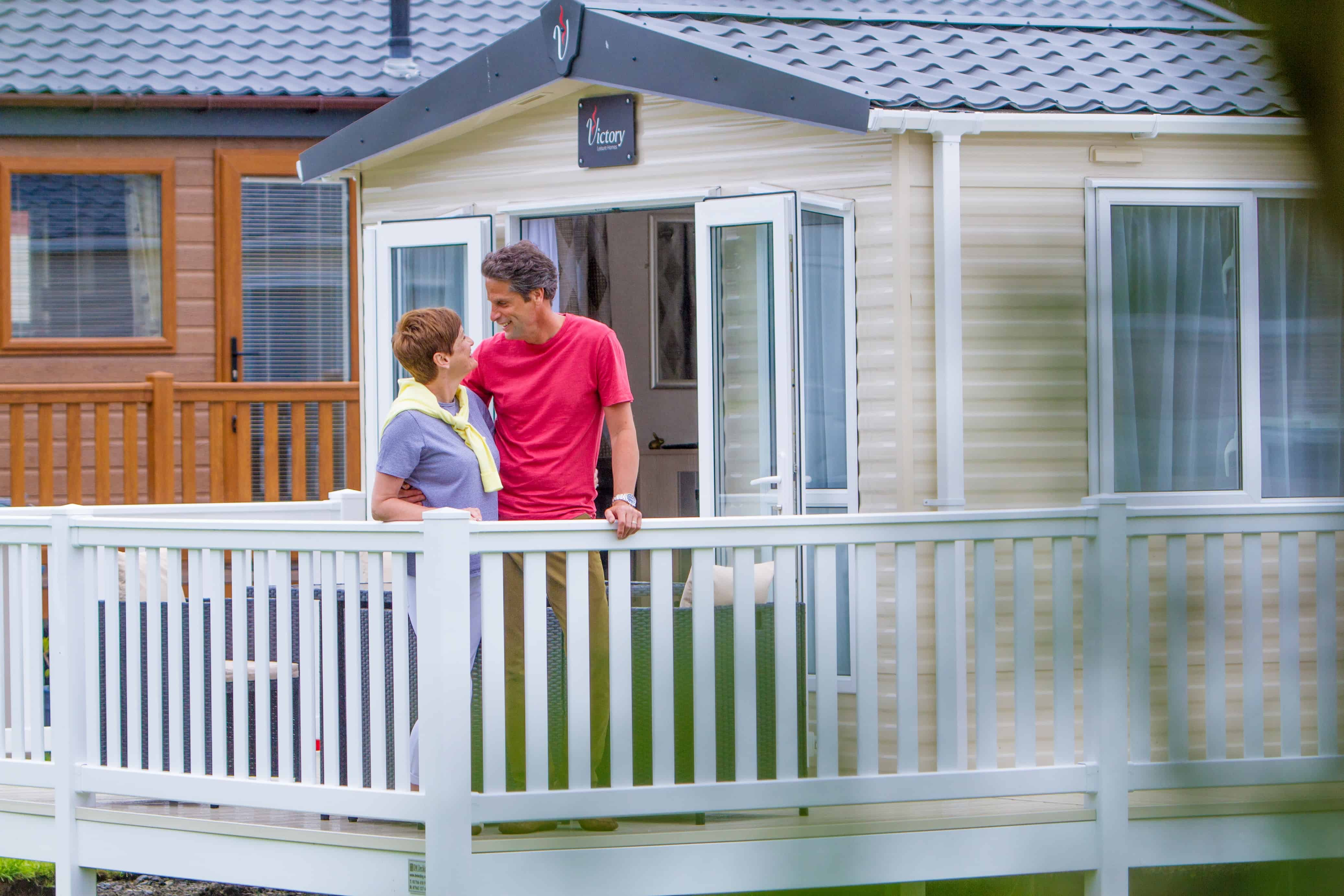 Own a holiday home at Coldingham Bay in Berwickshire