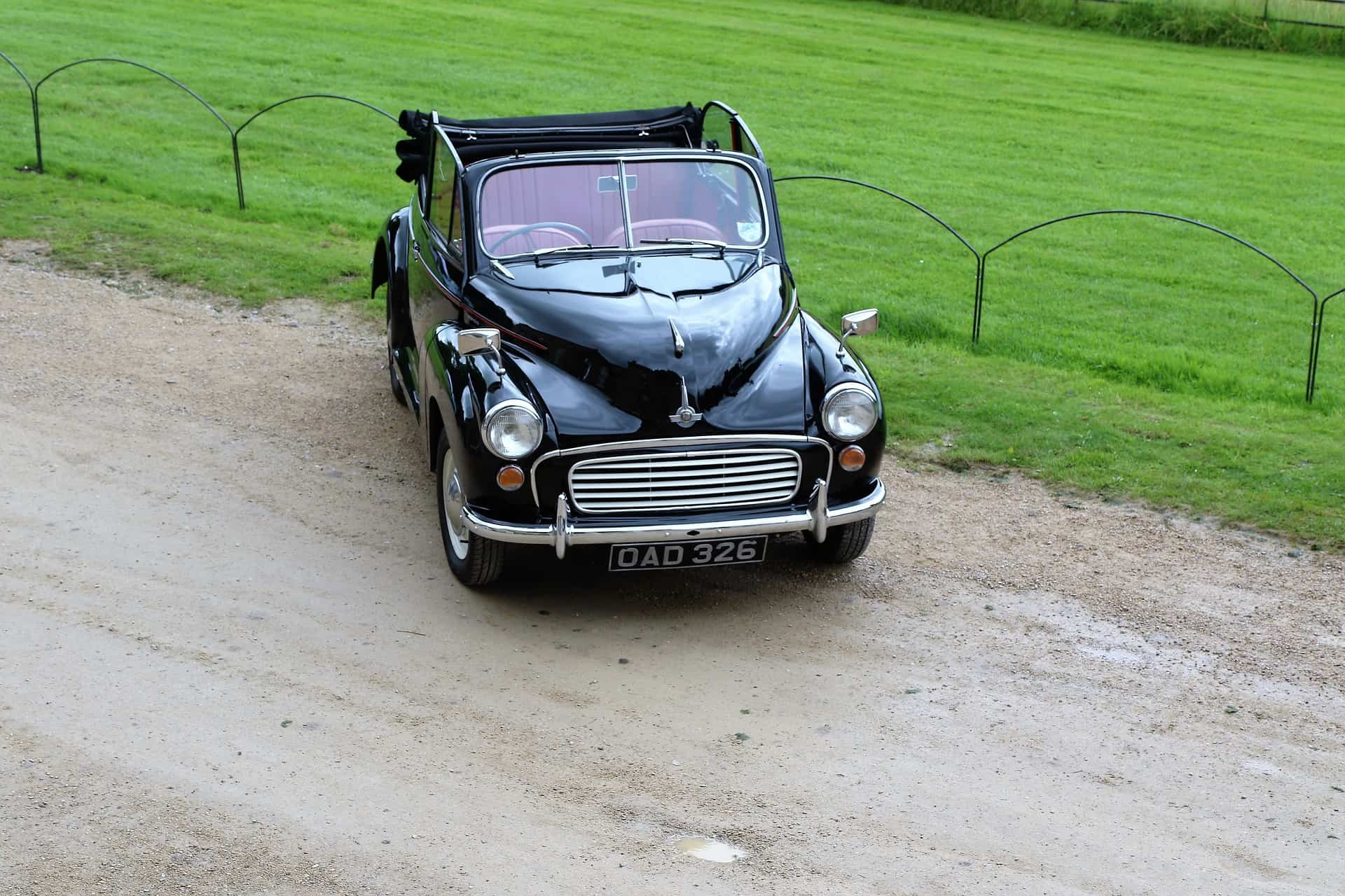 Discover a fascinating collection of cars at the Myreton Motor Museum near Thurston Manor