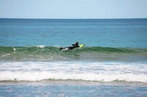 Enjoy watersports like surfing at a Verdant Leisure park