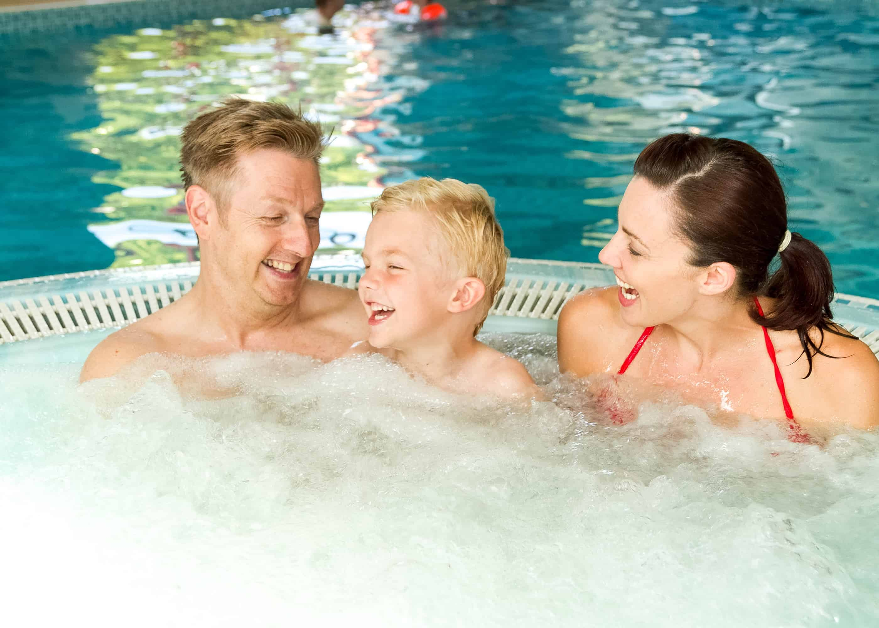 Facilities at Thurston Manor include an indoor swimming pool