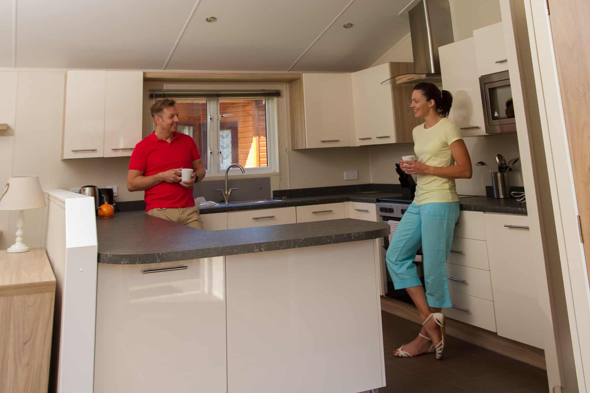 Experience a whole new lifestyle with holiday home ownership at Thurston Manor