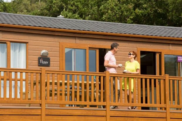 Enjoy a new lifestyle with lodge ownership at Coldingham Bay