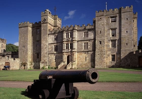 Chillingham Castle, a great place to explore near Riverside