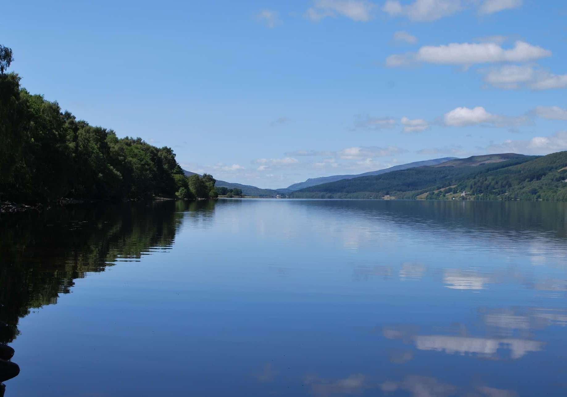 Loch Lomond and The Trossachs National Park near Viewfield Manor