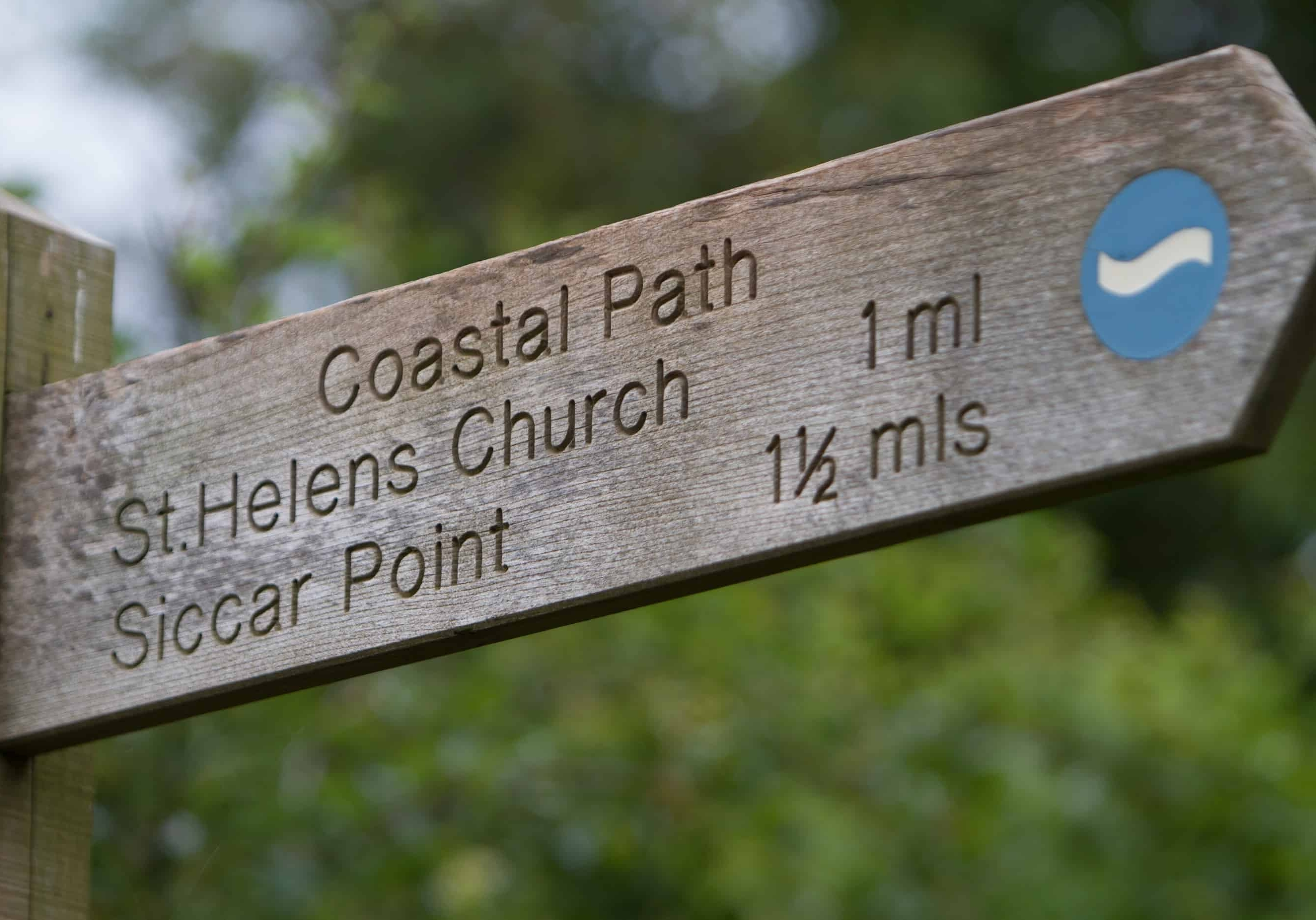 With its breath-taking scenery, the Berwickshire Coastal Path is not one to be missed.