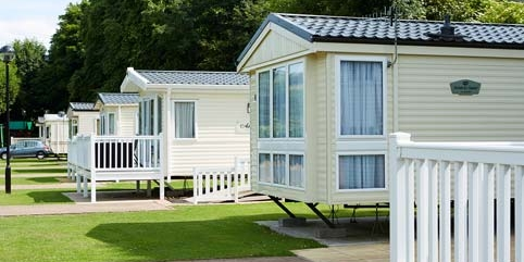 New caravans for sale at Kingfisher